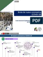 Presentación coronavirus 2020