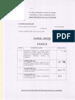 Sara Abdullah Rejoinder Affidavit