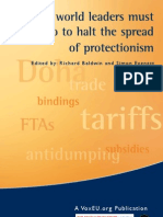 What Shd Be Done to Stop Protectionism_e Book Dec08