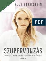 Gabrielle Bernstein - SZUPERVONZÁS