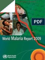 World Malaria Report-2009