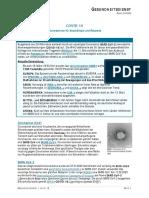 Auswärtiges Amt - Gesundheitsdienst - COVID-19