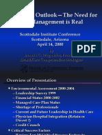 Scottsdale Instit Presentation- Wegmiller