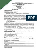 2020, judet, Franceza 9B Var
