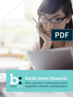 Bazaar Voice- Social Meets Financial