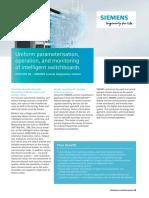 SIVACON S8 – SIMARIS control diagnostics station_2017
