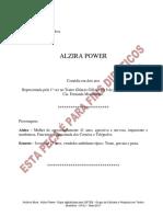 Antônio Bivar - Alzira Power