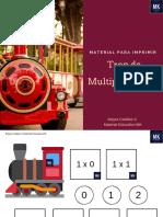 Cuadernillo Tren de Multiplicaciones - Blog Educativo.pdf