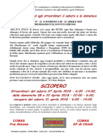 Volantino Fca Atessa Aprile 2018