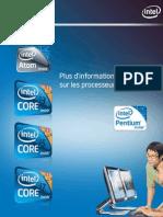 Les Processeurs Intel