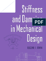 Stiffnes and Damping in Mechanical Design