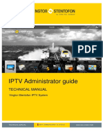 A100K11581 IPTV Administrator Guide
