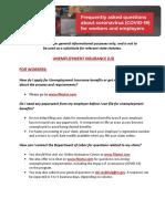 DOL COVID FAQ