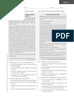 evaluación diagnostica unidad 1 nusefa