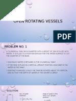 11- OPEN ROTATING VESSELS
