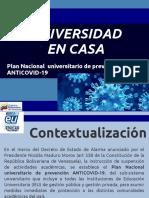 UNIVERSIDAD EN CASA