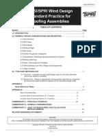ANSI_SPRI WD1 Wind Design Standard Practice for Roofing Assemblies.pdf