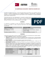 reporte analizis resultados 2013