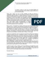 Fernando Maviuco - Pobreza em Angola (Artigo)