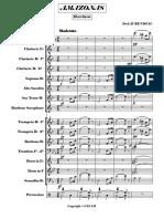AMAZONAS - score and parts