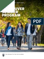 UBC VSP Overview