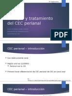 CEC perianal septiembre 2019