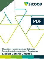 Procedimento Documentado_Cooperativa_Homologação de Cobrança.pdf