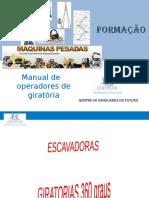 manual de operadores de giratoria