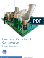 Overhung Centrifugal Compressors