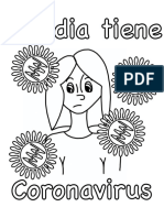 Claudia tiene Coronavirus (en Español)