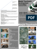 Proposal Masjid Toyohashi