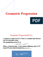 1.4 Geometric Progression.pptx