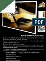 Bases Historicas Para La Educacion Cristiana