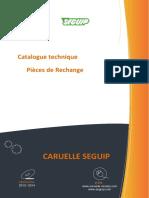 Catalogue technique. Pièces de Rechange CARUELLE SEGUIP VERSION_ 2013 _ WEB _.pdf