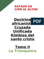 1. TRONQUEIRA DE EXU