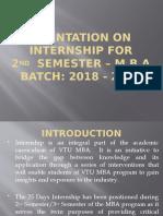 Dr. Adithya - 2018-20 batch 2nd sem internship.pptx