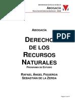programa ucasal recursos naturales