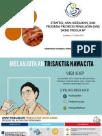 Program Prioritas Ditjen PDSPKP Tahun 2019