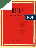 Bille Nuovo Metodo per Contrabbasso Completo Vol 1, 2, 3 ,4, 5 y 6_compressed