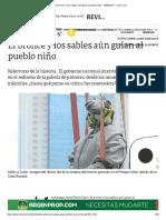 El bronce y los sables aún guían al pueblo niño - 19_06_2015 - Clarín.com