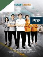 Annual Report BUMN logistik
