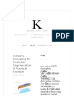 k-means Clustering for Customer Segmentation_ A Practical Example — Kimberly Coffey, Ph.D_.pdf