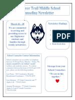 week 1 newsletter
