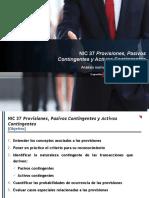 NIC 37 Presentación Oficial