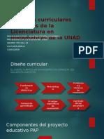 Aspectos curriculares generales de la Licenciatura en matemáticas BRAYAN CHAVARRO