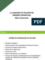 1.4 Estabilidad de Taludes Yanacocha.pptx