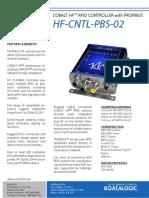 Cobalt HF RFID Controller with Profibus