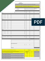 Formulario 1– Formulario de Presupuesto Oficial CCE-EICP-FM-14 Licitación