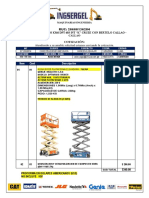 COT EP-2003014 CONSTRUCIONES METALICA - 1930ES - GS1930 - ARGENTINA