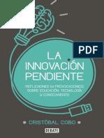 Cobo - La Innovación Pendiente